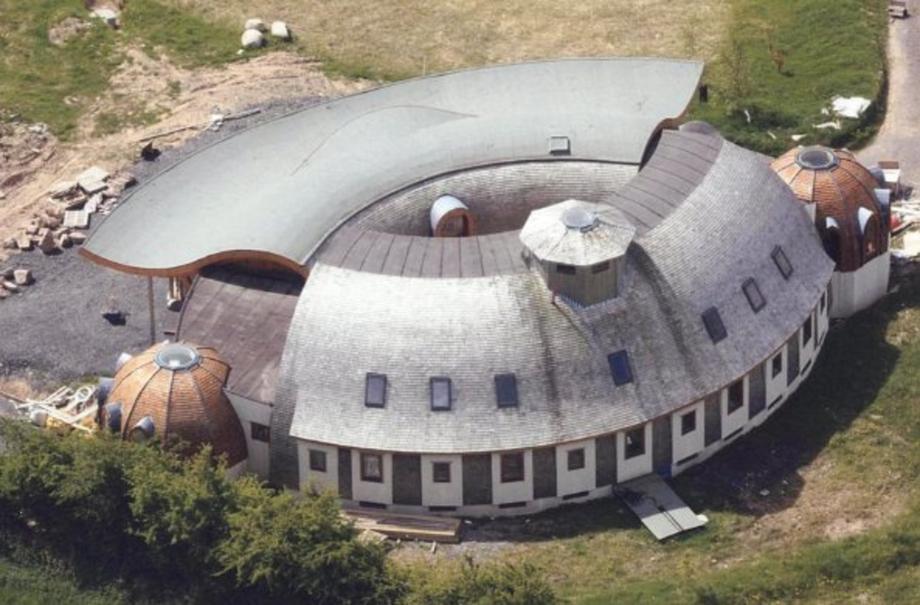 Amazing Holistic House Plans Contemporary - Exterior ideas 3D - gaml ...