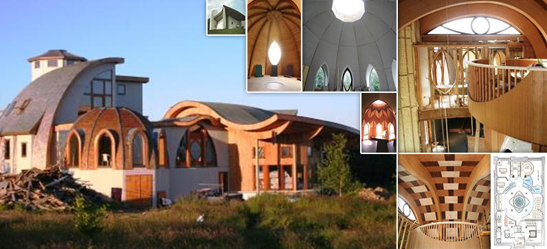Mastering Sacred Geometry Building & Tour of Michael Rice ...